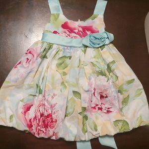 Bonnie Jean summer dress size 2T